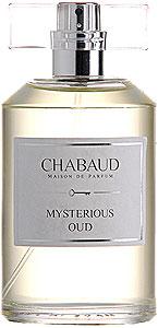 Chabaud Maison de Parfum  - MYSTERIOUS OUD  EAU DE PARFUM  100 ML