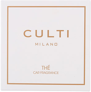 Culti Milano  -  THE - CAR FRAGRANCE