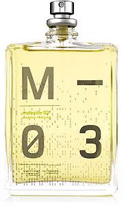 Escentric Molecules  - MOLECULE 03 - EAU DE PARFUM - 100 ML