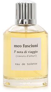 Meo Fusciuni  - 3 NOTA DI VIAGGIO - EAU DE TOILETTE - 100 ML