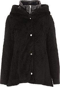 에르노 여성 다운자켓