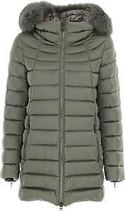 콜마 여성 다운자켓