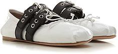 미우미우 여성 신발