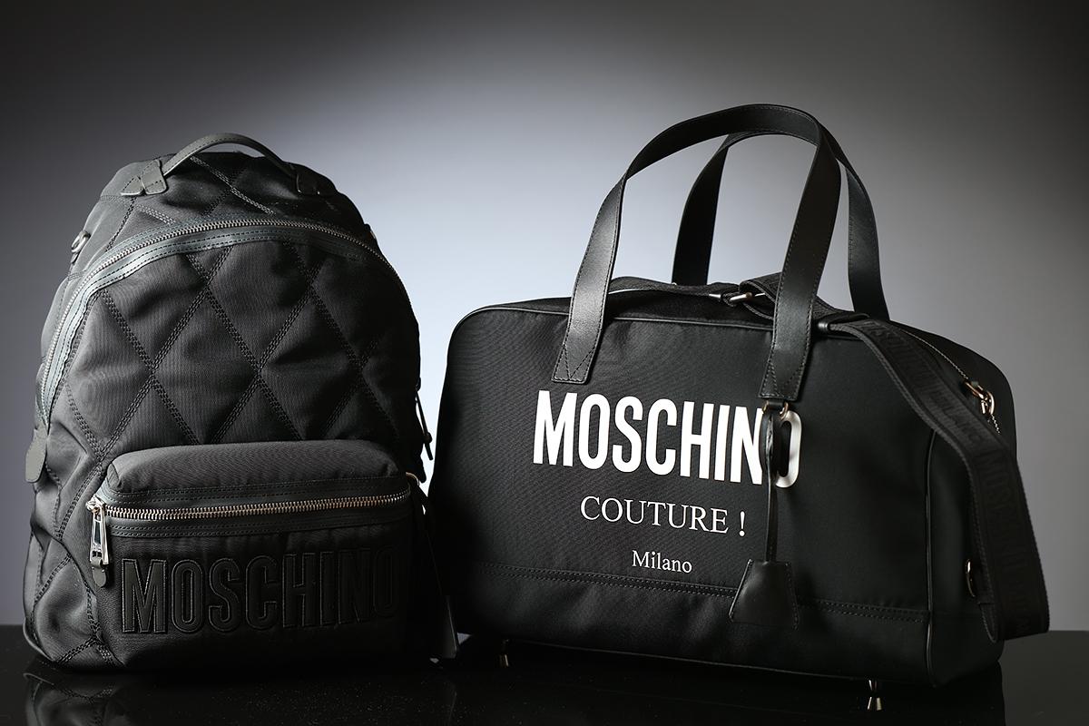 莫斯奇诺 (MOSCHINO )公文包 & 男士包袋