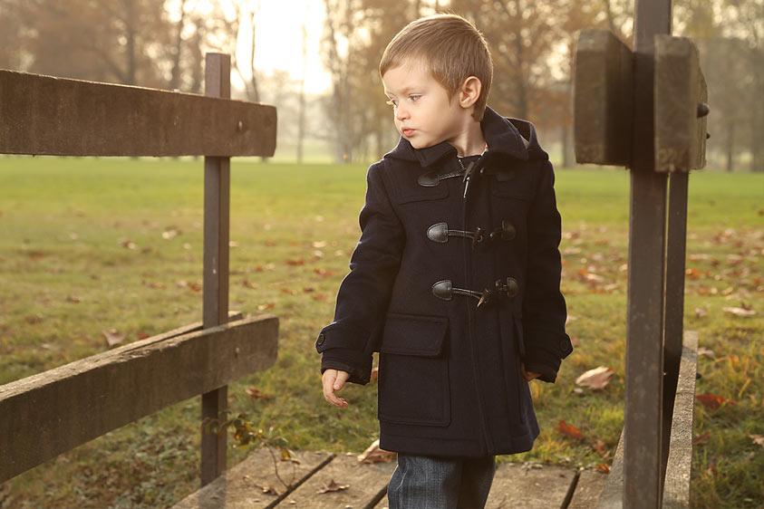 设计师品牌男童宝宝外套