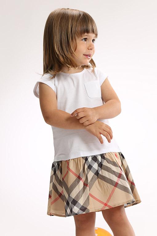 博柏利(Burberry)女童宝宝服装