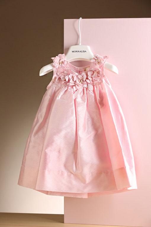 设计师品牌女童宝宝连衣裙