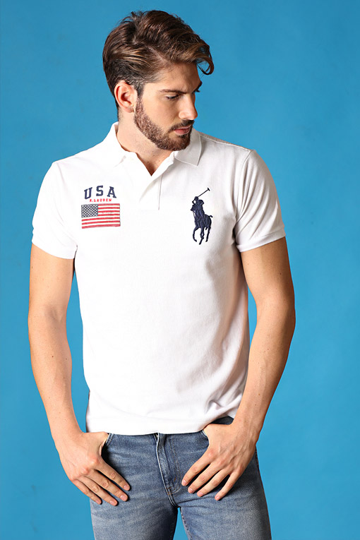 拉夫·劳伦(Ralph Lauren)男士Polo衫