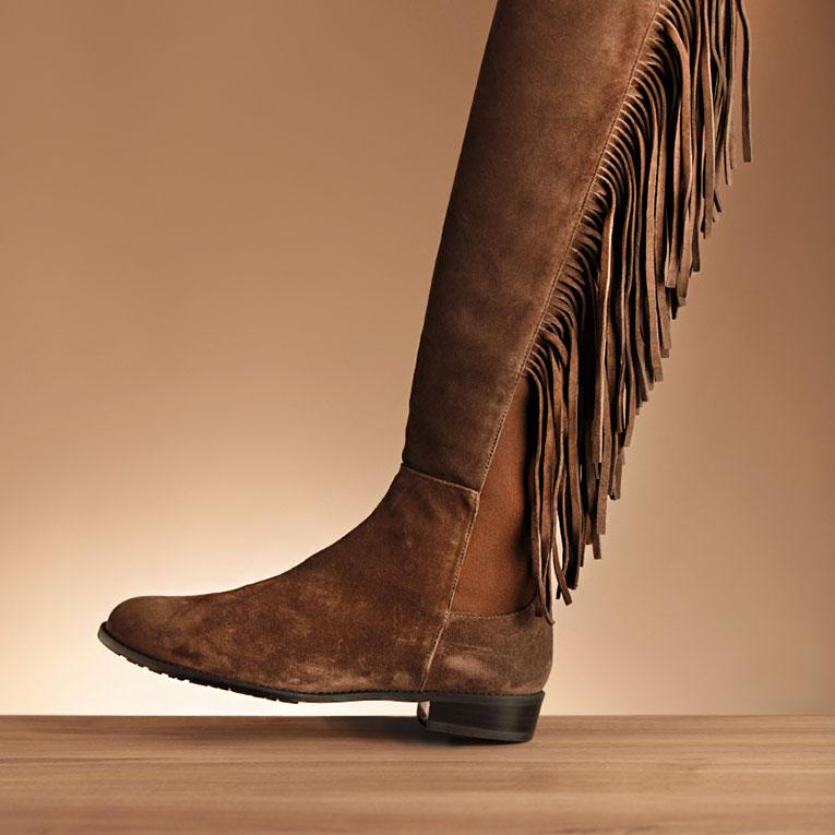 设计师品牌女靴