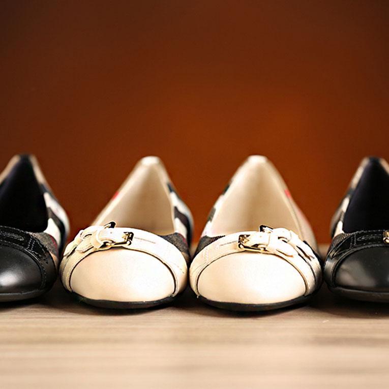 设计师品牌芭蕾鞋