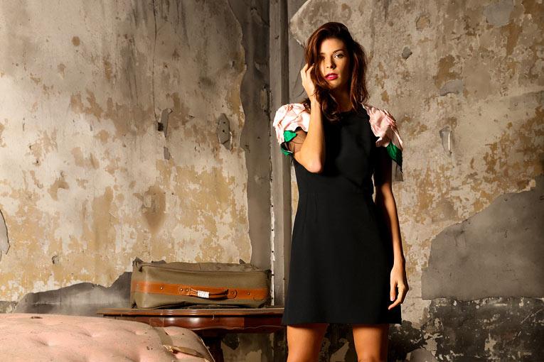 设计师品牌女士连衣裙