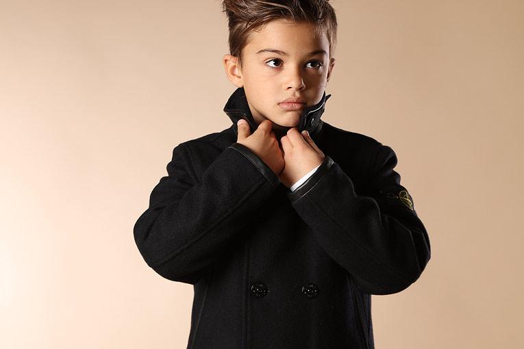 设计师品牌男童夹克