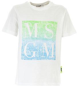 MSGM 男童 & 婴童服装 - Spring - Summer 2021