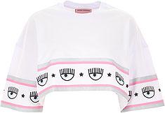 Chiara Ferragni Damen T-Shirt - Spring - Summer 2021