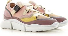 Chloe Damen Sneakers