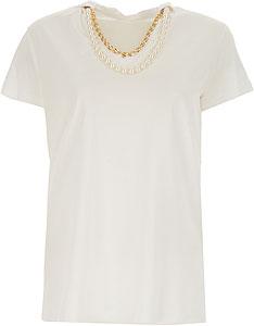 Dolce & Gabbana Damen T-Shirt - Spring - Summer 2021
