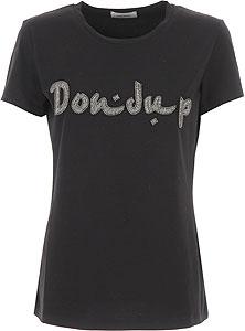 Dondup Damen T-Shirt - Spring - Summer 2021