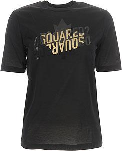 Dsquared Damen T-Shirt - Spring - Summer 2021