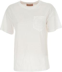 Ermanno Scervino Damen T-Shirt - Spring - Summer 2021