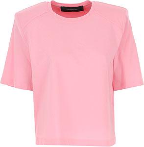 Federica Tosi Damen T-Shirt - Spring - Summer 2021