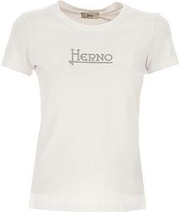 Herno Damen T-Shirt - Spring - Summer 2021