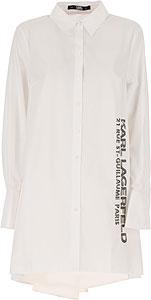 Karl Lagerfeld Damenhemd - Spring - Summer 2021