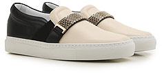Lanvin Damen Slip On Schuhe
