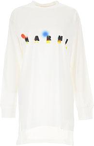 Marni Damen T-Shirt - Fall - Winter 2021/22
