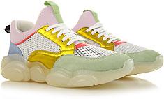 Moschino Damen Sneakers - Spring - Summer 2021