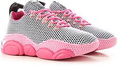 Moschino Damen Sneakers - Fall - Winter 2021/22
