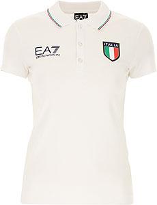 Emporio Armani Damen Polo-Shirt
