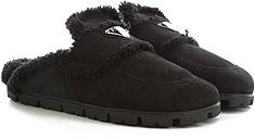 Prada Damen Slip On Schuhe - Fall - Winter 2021/22