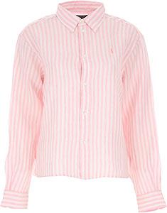 Ralph Lauren Damenhemd - Spring - Summer 2021