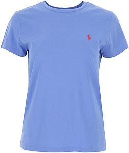 Ralph Lauren Damen T-Shirt - Spring - Summer 2021