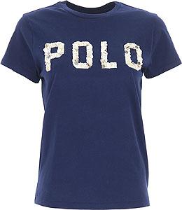 Ralph Lauren Damen T-Shirt - Fall - Winter 2021/22