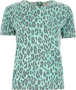 Sun68 Damen T-Shirt - Spring - Summer 2021