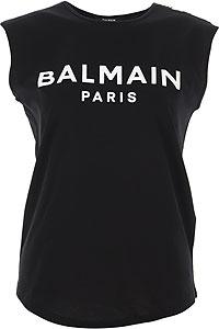 Balmain Damen Tanktop - Spring - Summer 2021