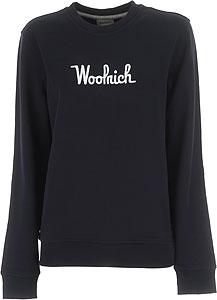 Woolrich Damen Sweatshirt - Spring - Summer 2021