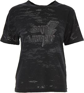 Yves Saint Laurent Damen T-Shirt