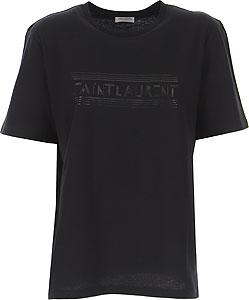 Yves Saint Laurent Damen T-Shirt - Fall - Winter 2021/22