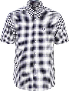 Fred Perry Herrenmode - Spring - Summer 2021