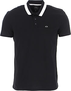 Armani Exchange Herren Polo-Shirt - Spring - Summer 2021