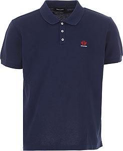 Dsquared Herren Polo-Shirt - Fall - Winter 2021/22