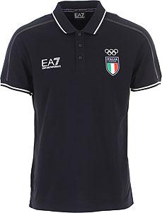 Emporio Armani Herren Polo-Shirt - Spring - Summer 2021