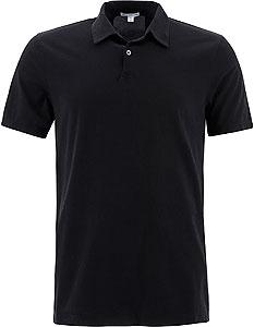 James Perse Herren Polo-Shirt - Spring - Summer 2021