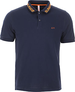 Sun68 Herren Polo-Shirt - Spring - Summer 2021
