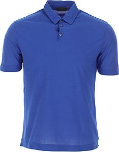 Zanone Herren Polo-Shirt - Fall - Winter 2021/22