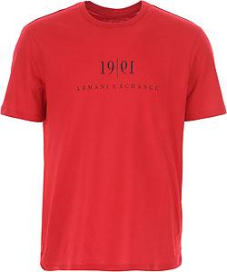 Armani Exchange Herren T-Shirt - Fall - Winter 2021/22