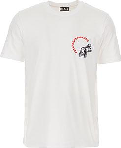 Diesel Herren T-Shirt - Fall - Winter 2021/22