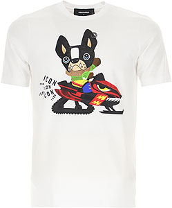 Dsquared Herren T-Shirt - Fall - Winter 2021/22